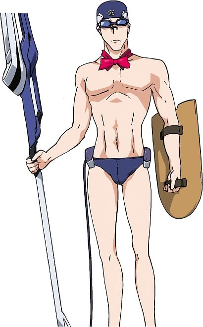 John Hawkins - Kyoukai Senjou no Horizon