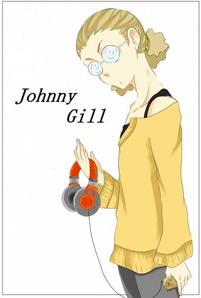 Johnny Gill - D.Gray-man