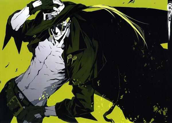 Tags: Anime, Miwa Shirow, GUILTY GEAR, Johnny Sfondi, Scan, Pixiv