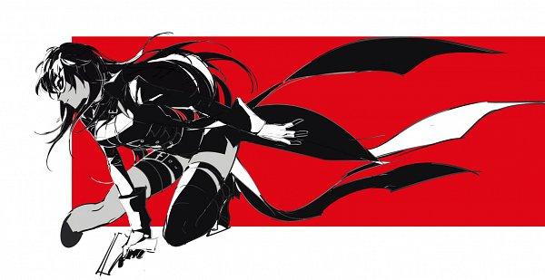 Tags: Anime, Pixiv Id 2090722, Shin Megami Tensei: PERSONA 5, Joker (Persona 5), Amamiya Ren (Persona 5)