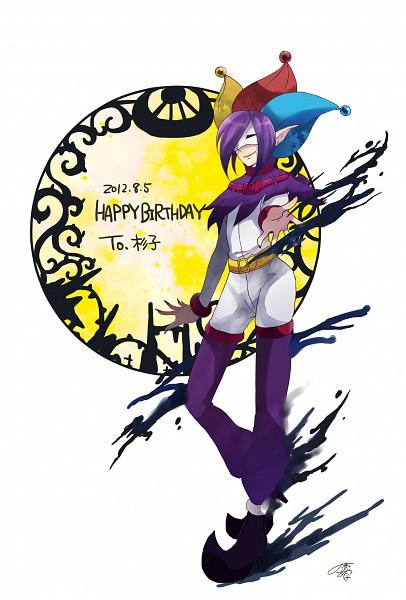 Tags: Anime, Inari Ina (Ayn0304), Smile Precure!, Joker (Smile Precure), Fanart From Pixiv, Pixiv, Fanart