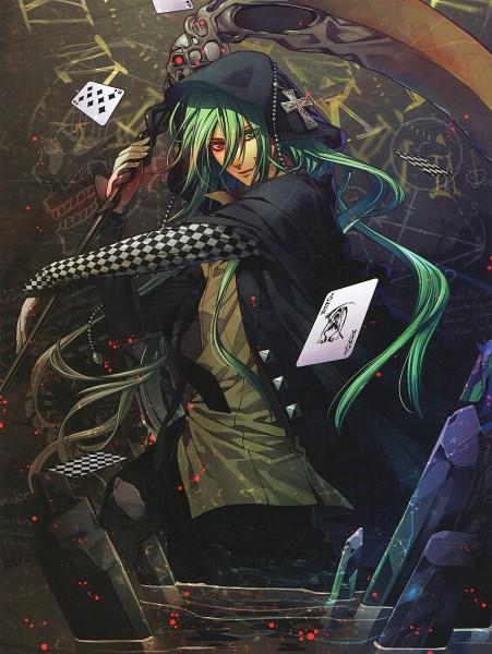 Joker Card - Card (Object)