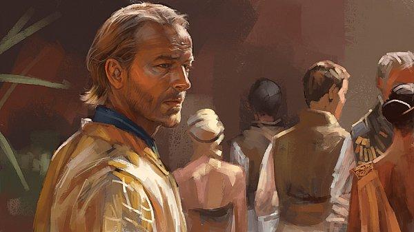 Jorah Mormont - Game of Thrones