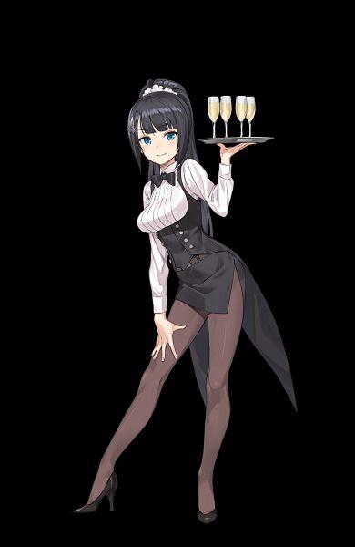 Tags: Anime, Kuroboshi Kouhaku, Princess Principal GOM Production, Princess Principal GAME OF MISSION, Jose Rosebud, Official Art