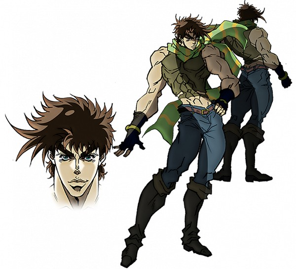 Joseph Joestar - Battle Tendency