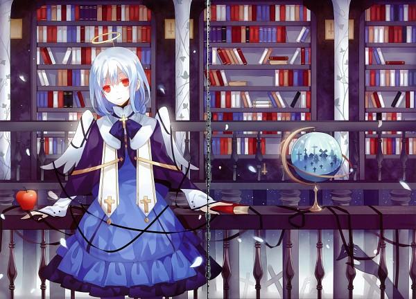 Tags: Anime, Dhiea (Pixiv270545), +pause+, Joshua (+pause+), Globe, Original
