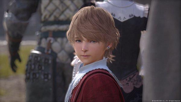 Tags: Anime, SQUARE ENIX, Final Fantasy XVI, Joshua Rosefield, Motion Blur, Screenshot, 3D