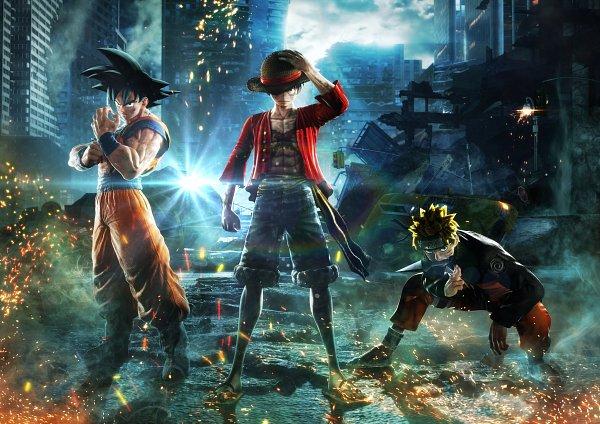 Jump Force - Bandai Namco Entertainment