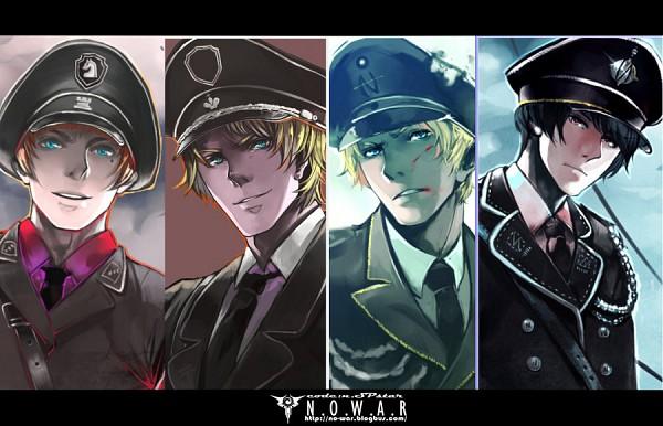 Tags: Anime, Junefeier, deviantART, Pixiv