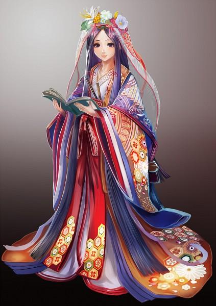 Junihitoe - Zerochan Anime Image Board