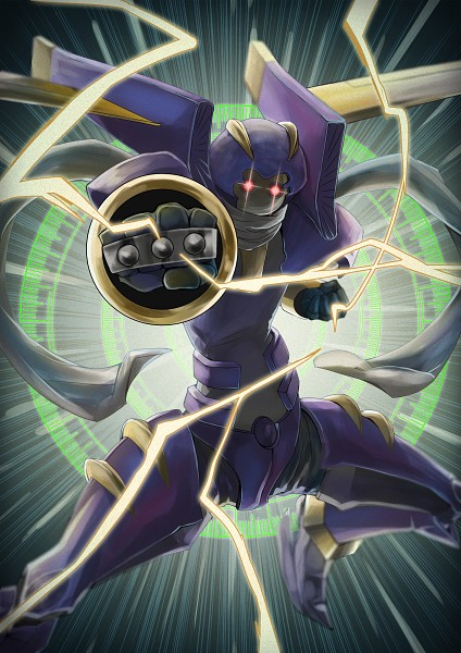 Junk Warrior - Yu-Gi-Oh! 5D's