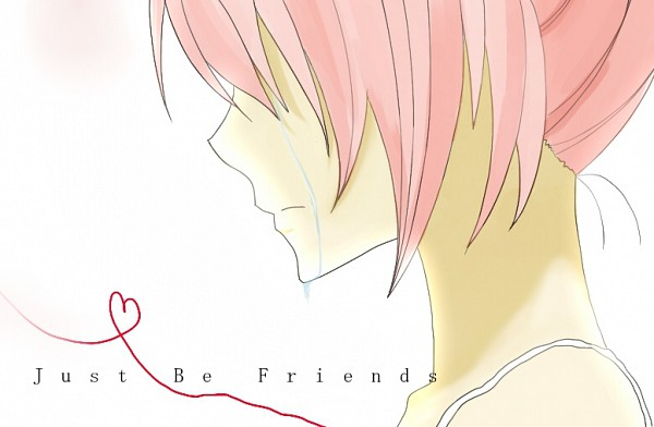 Tags: Anime, Project DIVA 2nd, VOCALOID, Megurine Luka, Toradora! (Parody), Artist Request, Just Be Friends, Project DIVA Chiffon Dress