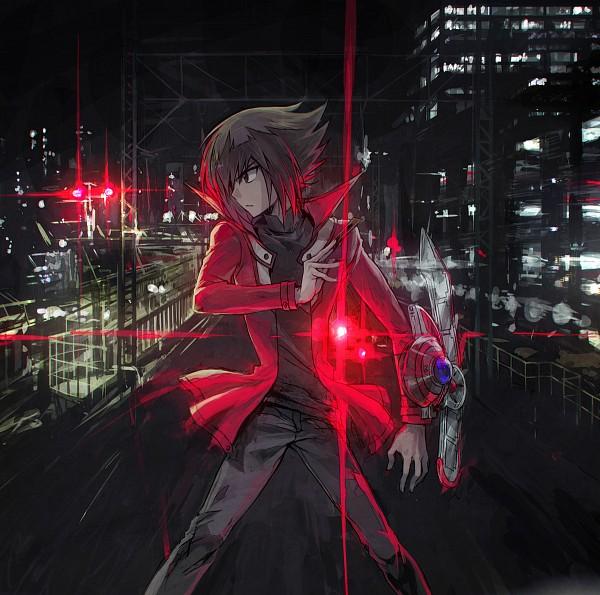 Tags: Anime, Pixiv Id 4904525, Yu-Gi-Oh! GX, Yu-Gi-Oh!, Juudai Yuuki, Pixiv, Fanart From Pixiv, Fanart, Jaden Yuki