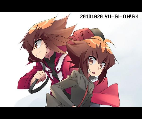 Tags: Anime, Yu-Gi-Oh! GX, Yu-Gi-Oh!, Juudai Yuuki, Jaden Yuki