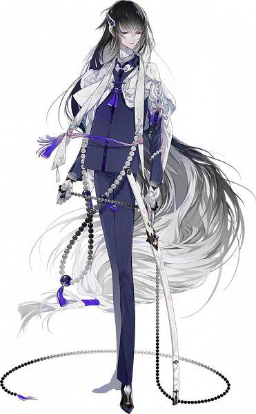 Juzumaru Tsunetsugu - Touken Ranbu