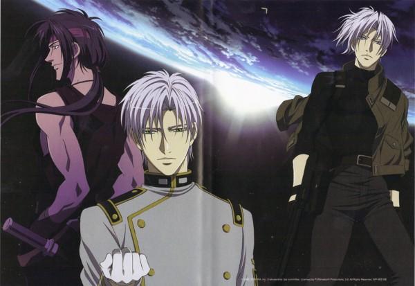 Tags: Anime, Jyu Oh Sei, Third, Thor Klein, Planet Of The Beast King
