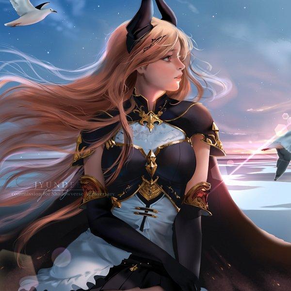 Tags: Anime, Jyundee, Shadowverse, Original