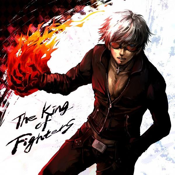 Tags: Anime, K (Mangaka), Senano Yu, The King of Fighters, K', Fanart, Pixiv