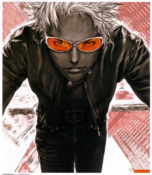 Tags: Anime, Hiroaki (Artist), The King of Fighters, K'