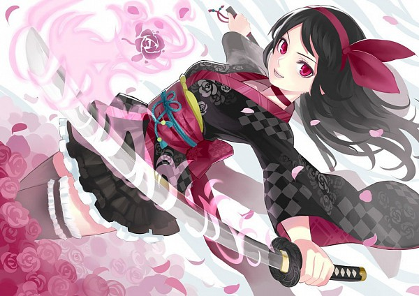 Tags: Anime, K+, Wa Lolita, Pixiv, Original
