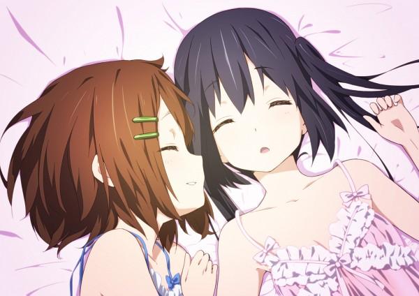 Tags: Anime, Errant, K-ON!, Nakano Azusa, Hirasawa Yui