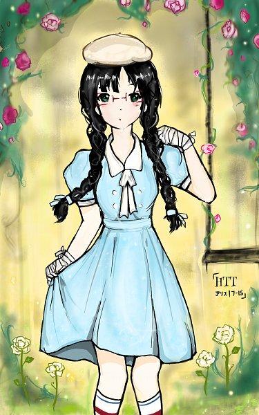 Tags: Anime, Kyoto Animation, K-ON!, Akiyama Mio