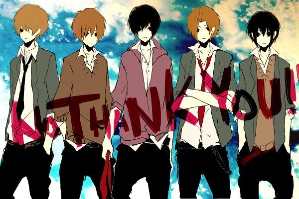 Tags: Anime, Kana (kwbr32), K-ON!, Tainaka Ritsu, Kotobuki Tsumugi, Akiyama Mio, Nakano Azusa, Hirasawa Yui, Pixiv, No Thank You