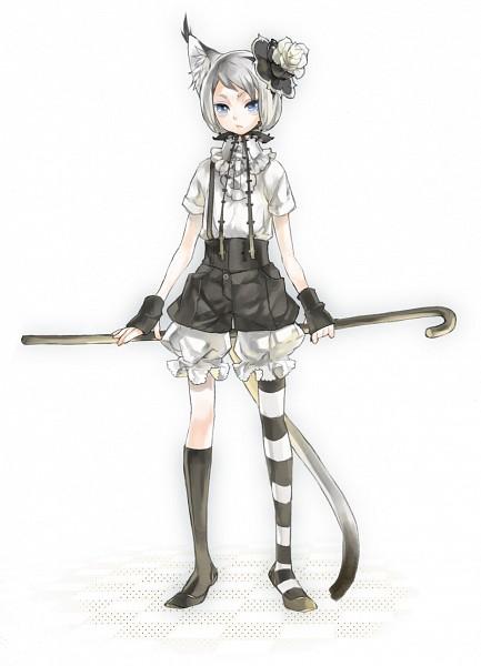 Tags: Anime, K Ototo, Asymmetrical Clothing, Pixiv, Original, Mobile Wallpaper