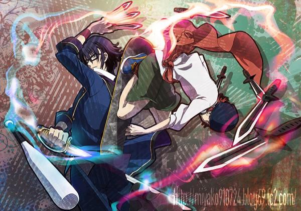Tags: Anime, Miyako910724, K Project, Yata Misaki, Fushimi Saruhiko