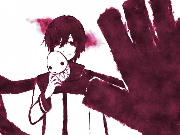 Tags: Anime, F 256, VOCALOID, KAGEITO, KAITO, Piapro Illustrated