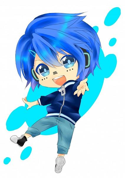 Tags: Anime, Pixiv Id 3730967, VOCALOID, KAITO, Matryoshka, Mobile Wallpaper, Hachi-p