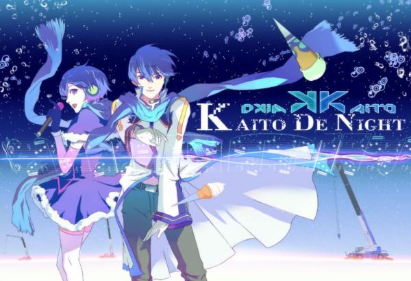 Tags: Anime, 1ten, VOCALOID, KAITO, KAIKO, Wallpaper