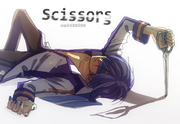 Tags: Anime, Catwhathk, VOCALOID, KAITO