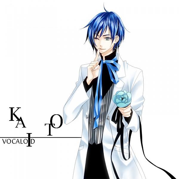 Tags: Anime, Haruma High Drop, VOCALOID, KAITO, Pixiv