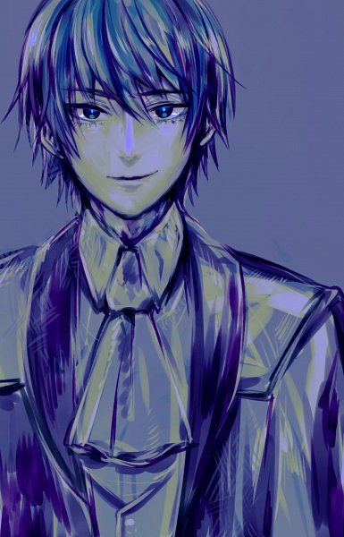 Tags: Anime, Relic V0yage, VOCALOID, KAITO, Handkerchief, Akutoku no Judgement, Evillious Chronicles, Akuno-p