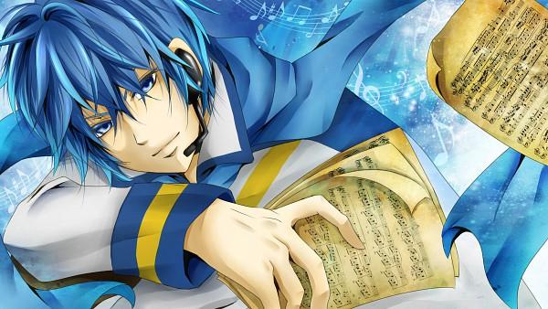 Tags: Anime, VOCALOID, KAITO, HD Wallpaper, Wallpaper