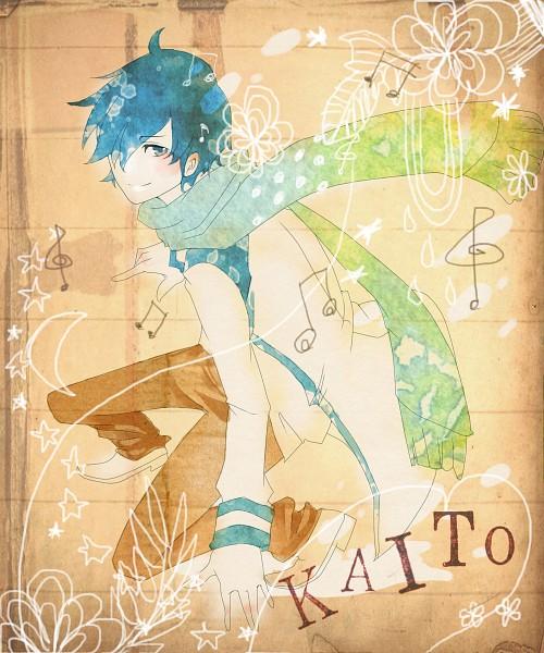 Tags: Anime, VOCALOID, KAITO