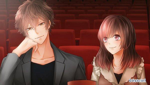 Tags: Anime, Ram (Pixiv1506226), HuneX, éstciel, KALEIDO-EVE, Hayama Tsubasa, Hayama Rei, Official Art, CG Art