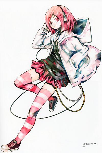 Tags: Anime, KEI (Pixiv4088), Converse, Kocchi Muite Baby, Original, Mobile Wallpaper, Scan