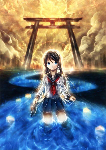 Tags: Anime, KEI (Pixiv4088), Eshi 100-nin Ten 04, Scan