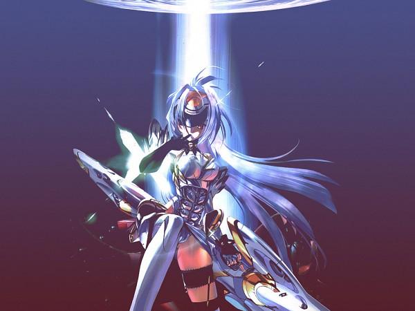 Tags: Anime, Xenosaga, KOS-MOS