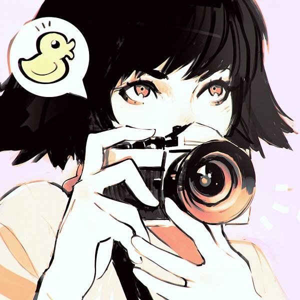 Tags: Anime, KR0NPR1NZ, Tumblr, Original