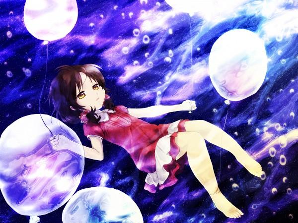 Tags: Anime, Oumi Sanaka, VOCALOID, Kaai Yuki, Pixiv, Wallpaper, Fanart