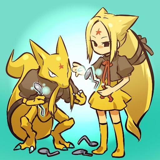 Kadabra - Pokémon