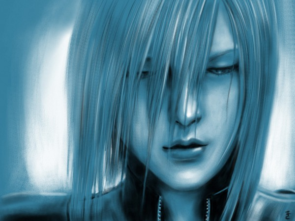 Kadaj - Final Fantasy VII