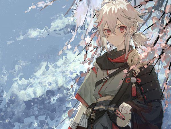 Tags: Anime, Pixiv Id 11688606, Genshin Impact, Kaedehara Kazuha