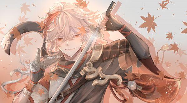 Tags: Anime, Pixiv Id 25381270, Genshin Impact, Kaedehara Kazuha