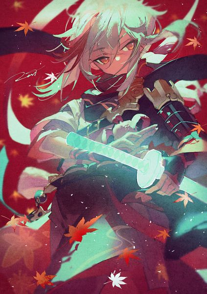 Tags: Anime, Potg, Genshin Impact, Kaedehara Kazuha, Pixiv, Fanart, Fanart From Pixiv