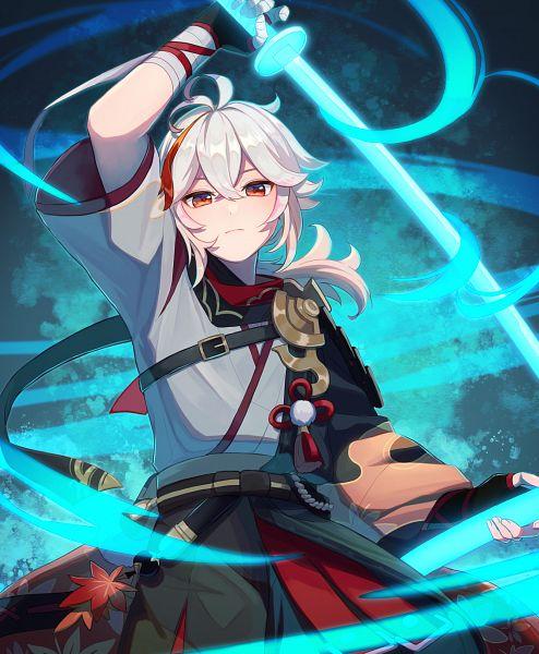 Tags: Anime, Pixiv Id 26815273, Genshin Impact, Kaedehara Kazuha