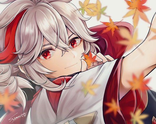 Tags: Anime, Pixiv Id 53234996, Genshin Impact, Kaedehara Kazuha